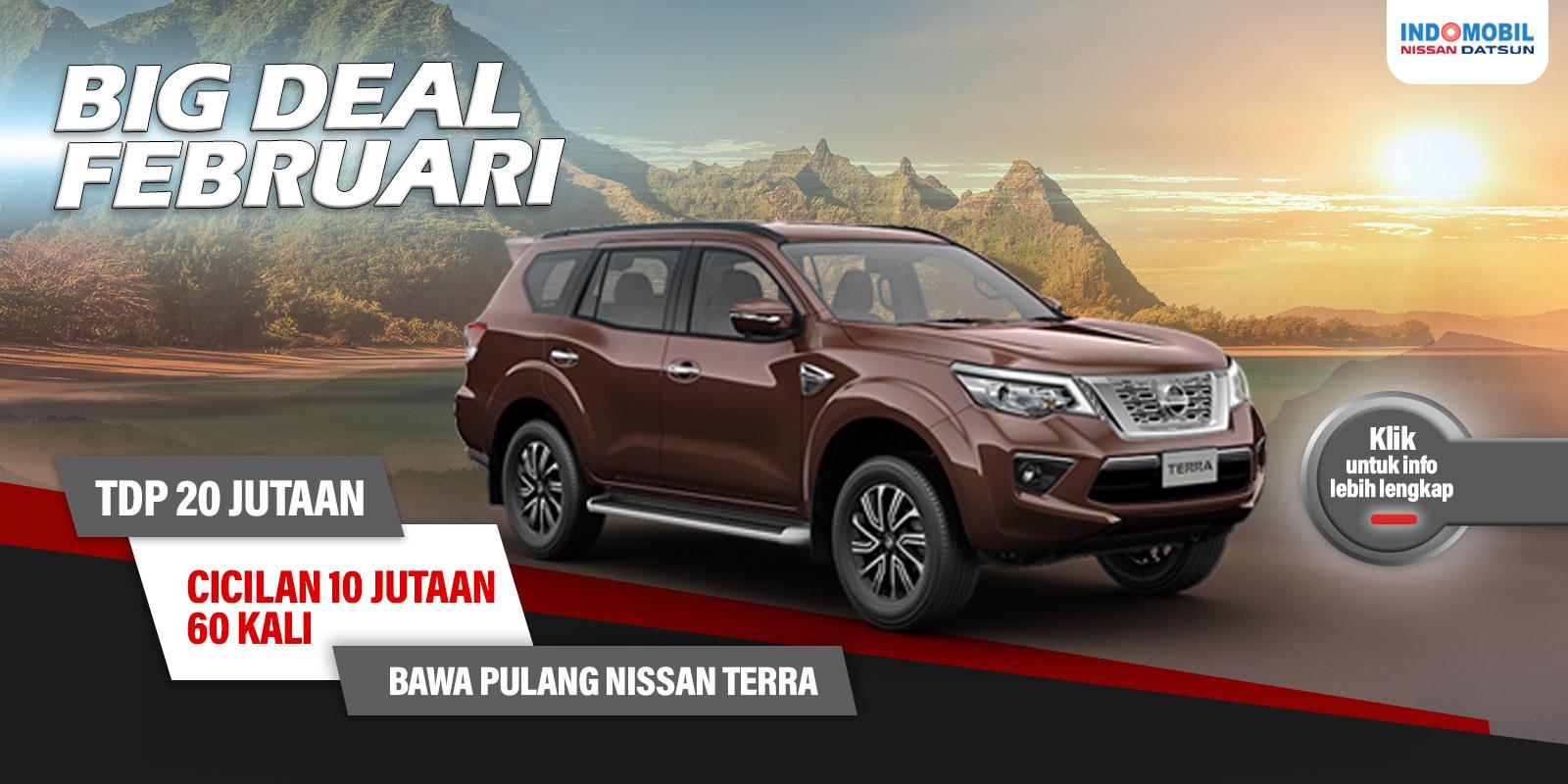 Promo Nissan Terra