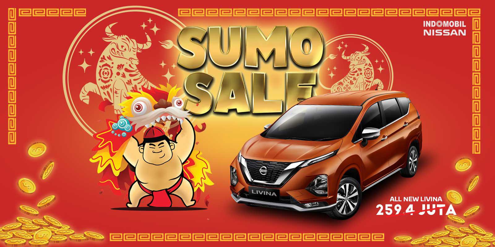Sumo Sale Nissan
