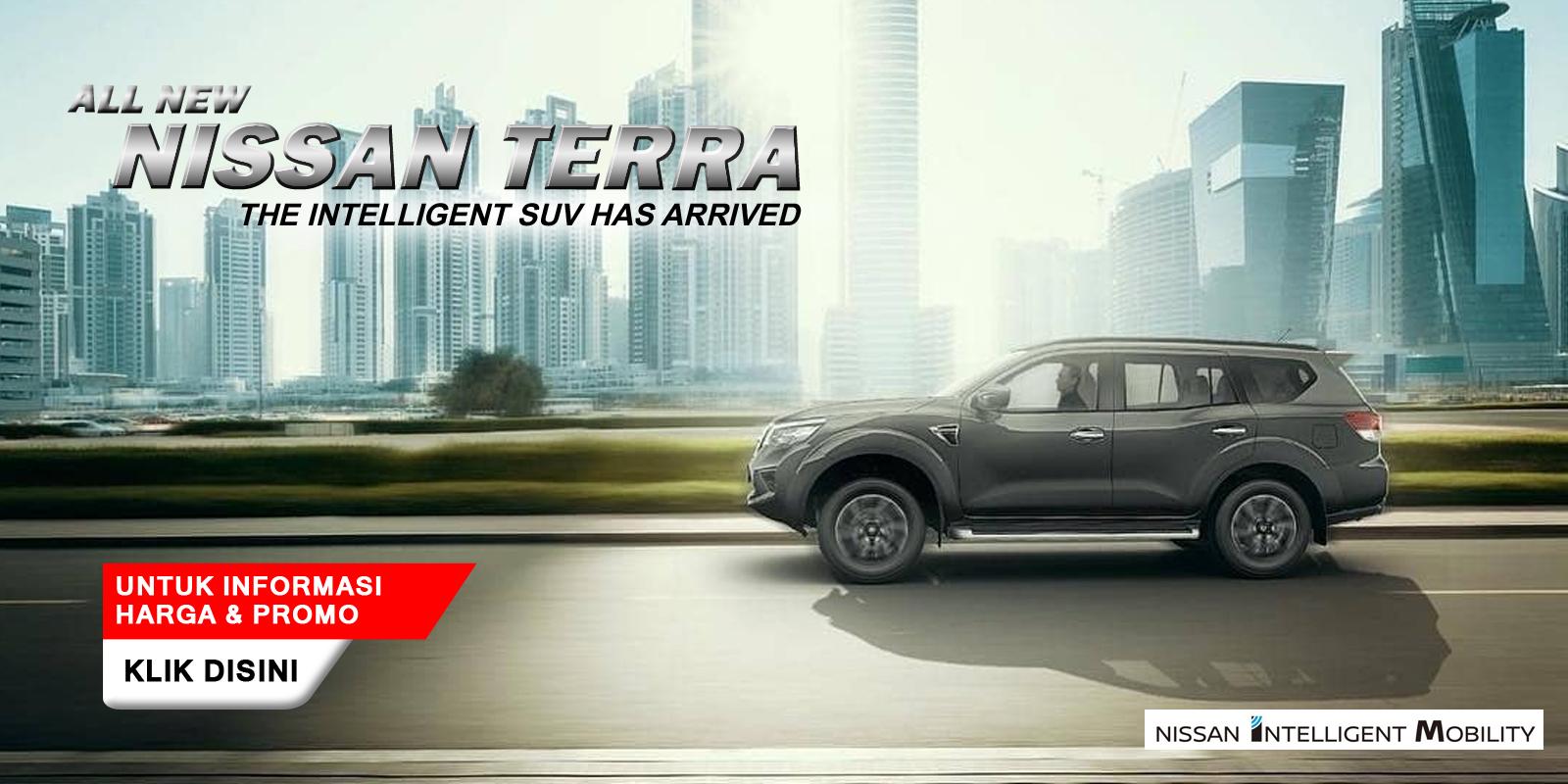 Nissan Terra - Indomobil Nissan