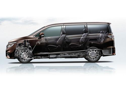 eksterior New Nissan Elgrand 2015