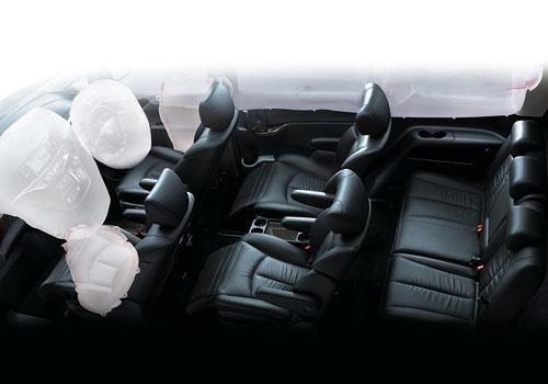 keamanan New Nissan Elgrand 2015