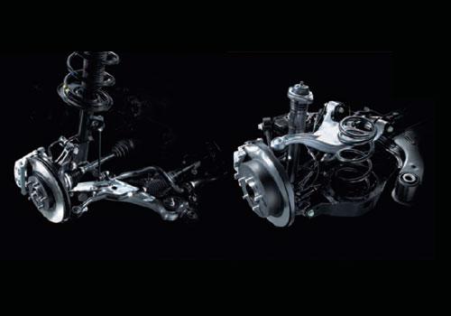 handling New Nissan Elgrand 2015
