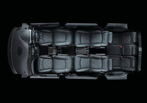 kenyamanan New Nissan Elgrand 2015