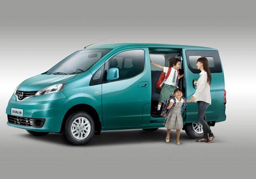style New Nissan Evalia 2015