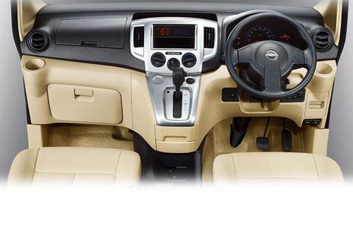 handling New Nissan Evalia 2015