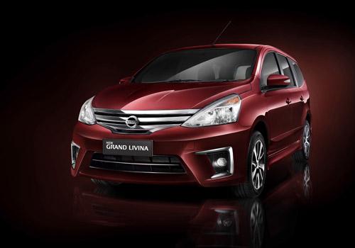 desain New Nissan Grand Livina 2015