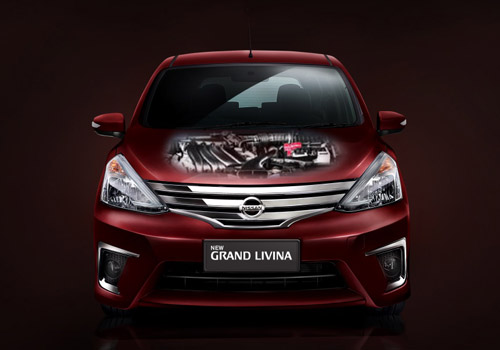 performa mesin New Nissan Grand Livina 2015