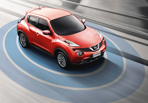 keamanan New Nissan Juke 2015