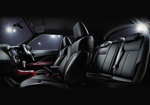 kenyamanan New Nissan Juke 2015