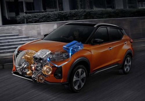 desain All New Nissan Kicks e-POWER