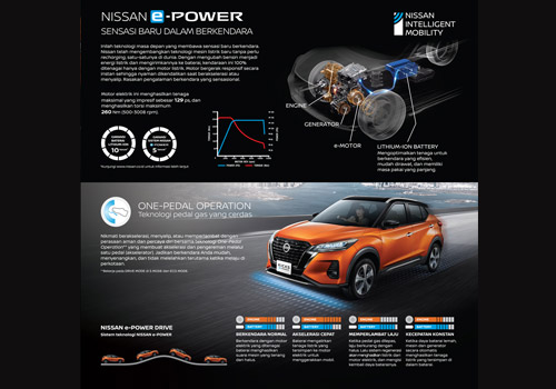 engine performance All New Nissan Kicks e-POWER