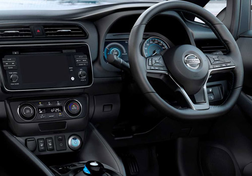 style All New Nissan leaf