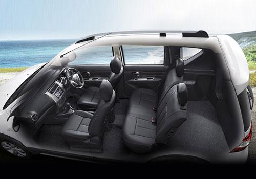 kenyamanan All New Nissan Livina X-Gear 2015