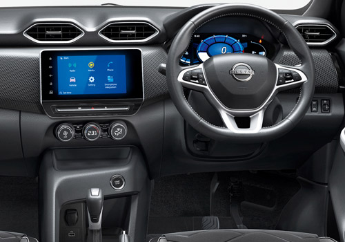 style All New Nissan Magnite