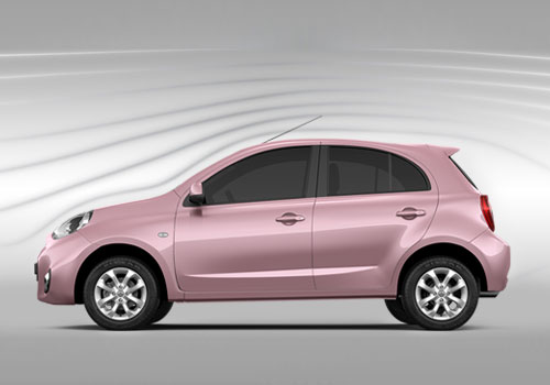 desain New Nissan March 2015