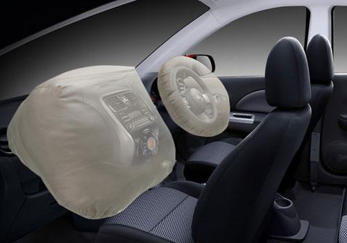 keamanan New Nissan March 2015