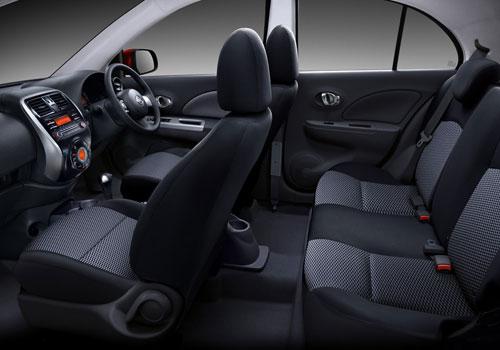kenyamanan New Nissan March 2015