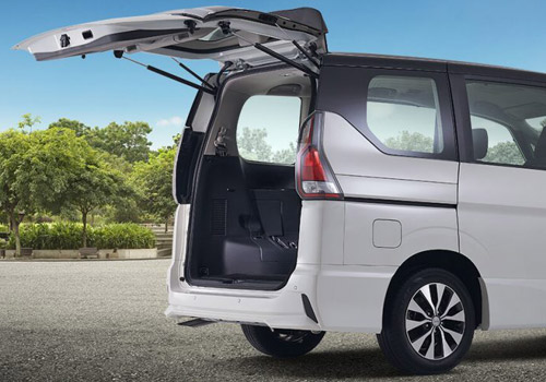Back Door B - All New Nissan Serena 2019