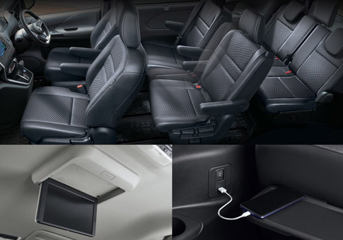 performa mesin All New Nissan Serena 2019