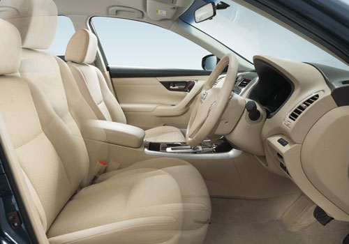 kenyamanan All New Nissan Teana 2015