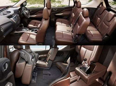 style Nissan Terra