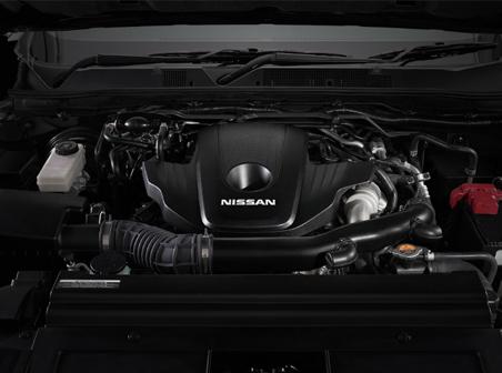 engine performance Nissan Terra