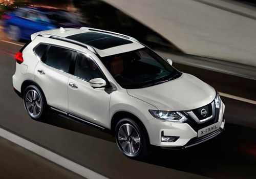 desain All New Nissan X-Trail 2015