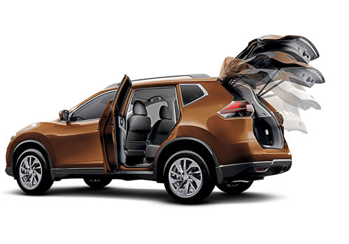 style All New Nissan X-Trail 2015