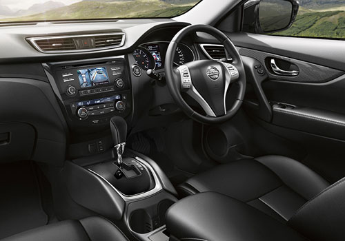 handling All New Nissan X-Trail 2015