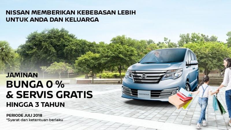 promo terbaru Nissan Datsun